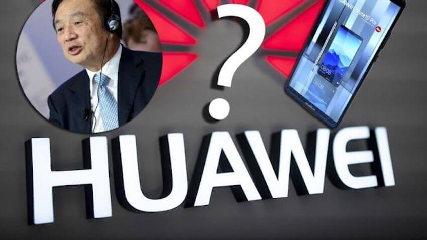 Motif Politik Dibalik Penangkapan Bos Huawei dan Pemecatan Dubes Kanada